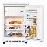 Amica UKS16157 Unterbaukühlschrank dekorfähig mit Gefrierfach / A++ / 81,6 cm Höhe...