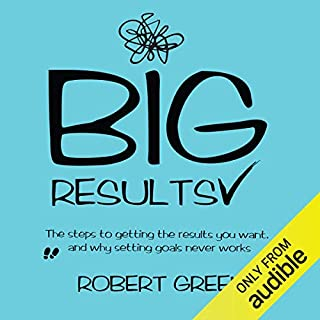 Big Results audiobook cover art