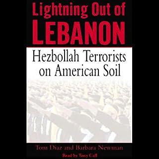 Lightning Out of Lebanon cover art