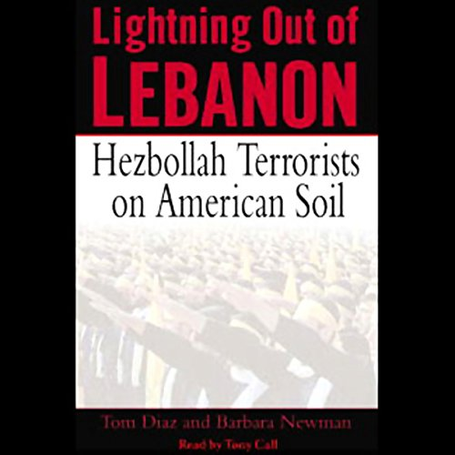 Lightning Out of Lebanon audiobook cover art