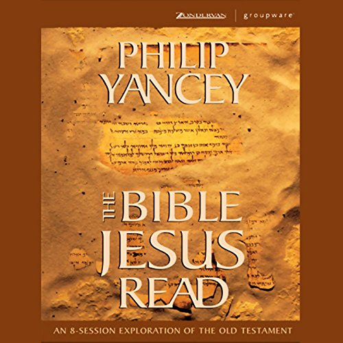 The Bible Jesus Read audiobook cover art