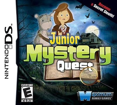 Junior Mystery Quest - Nintendo DS