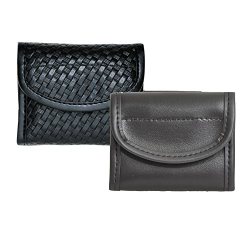 Bianchi AccuMold Elite 7928 Flat Glove Pouch (Plain Black)
