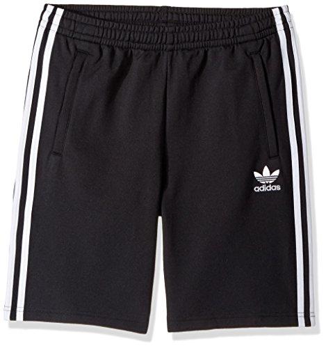 adidas Jungen Originals Kids Superstar Track Shorts Shorts - schwarz -