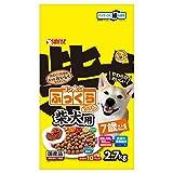 マルカン ドッグフード ゴン太のふっくらソフト 柴犬用 7歳以上用 2.7kg
