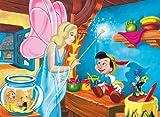 Clementoni 23559.9 - Maxi Puzzle Pinocho (104 piezas)