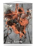 UP - Wall Scroll - Force of Will - Dark Arla, the Shadow