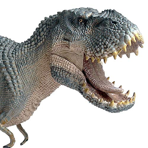 aijie Dinosaurs Model Toy 14 inches Realistic Tyrannosaurus Kids Toys with Movable Jaw Action Figures Dino Figurine The Best Gift for Kids