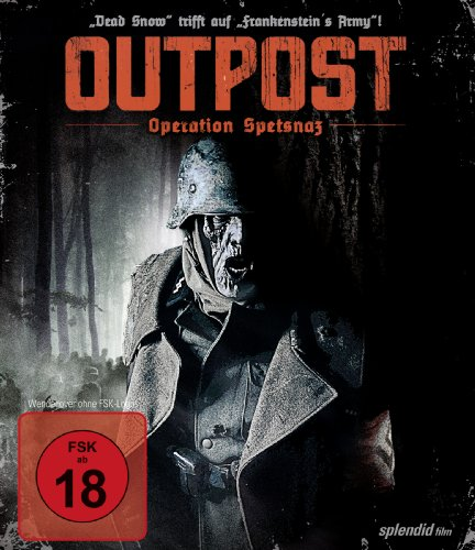 Outpost - Operation Spetsnaz [Blu-ray]
