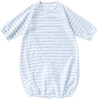 cremé de coco フリンジパイル ツーウェイオール [股スナップ付け替え/2way] 新生児 赤ちゃん 日本製 50-70cm