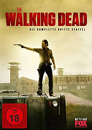 horror serien the walking dead