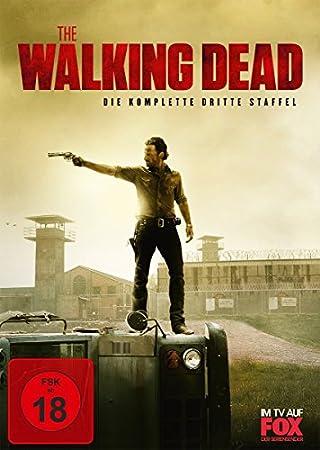 horror serien the walking dead