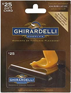 Ghirardelli Chocolate Gift Card