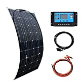 kit solar 12v flexible