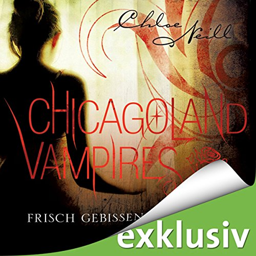 Frisch gebissen audiobook cover art