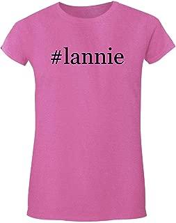 #lannie - Soft Hashtag Women's T-Shirt