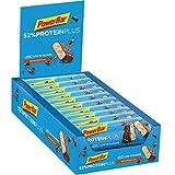 PowerBar Protein Plus 52% Chocolate Nut 20x50g - High Protein Low Sugar Riegel
