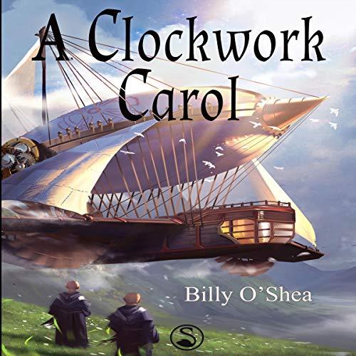 A Clockwork Carol cover art