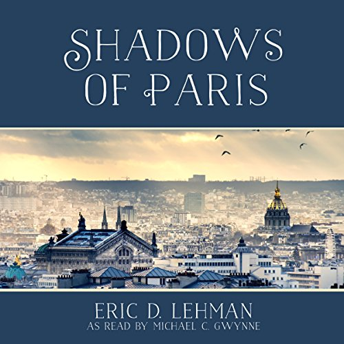 Shadows of Paris audiobook cover art