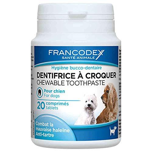 Francodex Dentifrico en Tabletas
