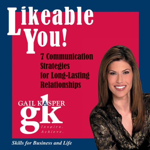 Likeable You audiobook cover art