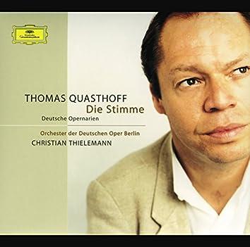 Die Stimme: Deutsche Opernarien