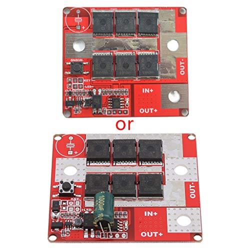 DIY 6V-24V 6MS Máquina de almacenamiento de de de batería portátil Circuito de la máquina de soldadura