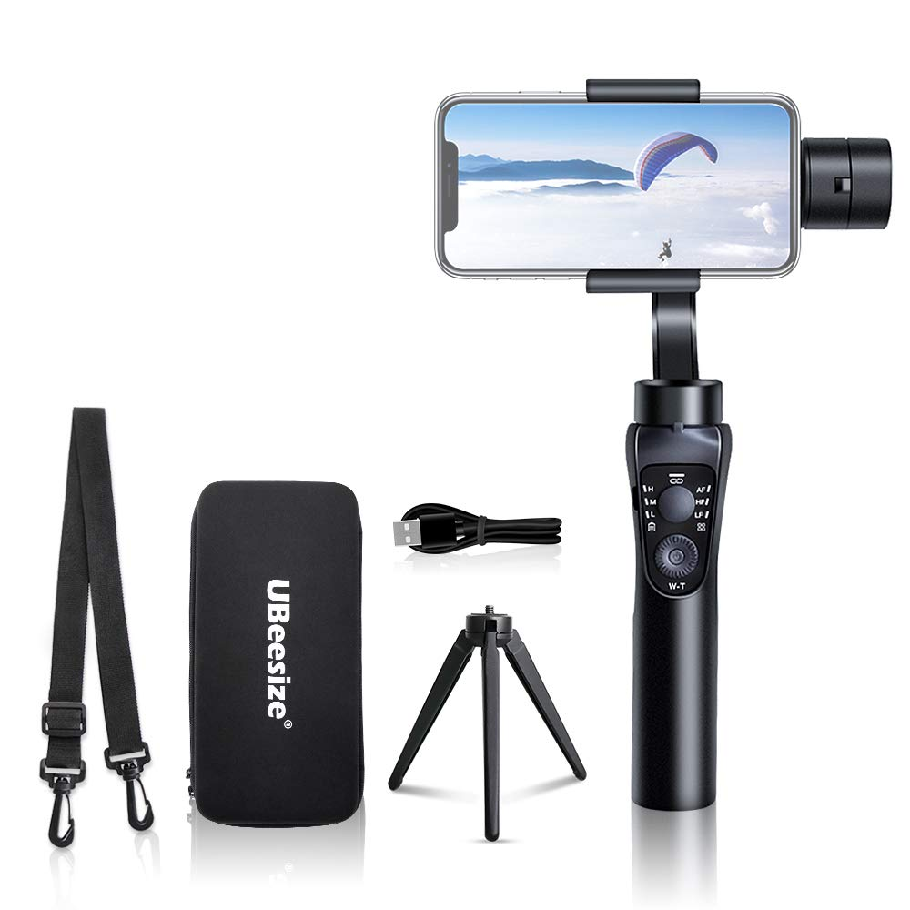 UBeeszie - Estabilizador para Smartphone con Enfoque y Control de ...