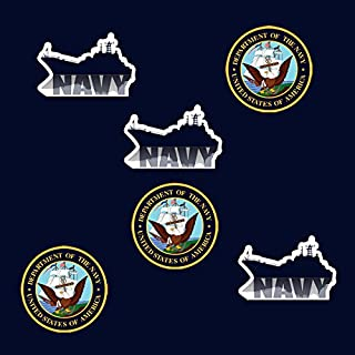 Best us navy stickers Reviews
