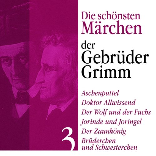 『Aschenputtel, Jorinde und Joringel』のカバーアート