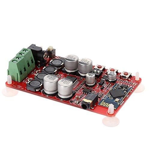 KKmoon TDA7492P 2 x 25W draadloze audio-ontvanger digitaal board versterkermodule met AUX-interface