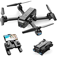 Snaptain SP510 2.7K Foldable Drone for Beginners with GPS