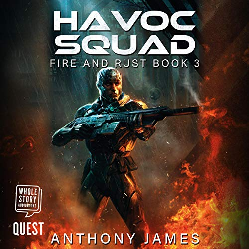 Havoc Squad  By  cover art