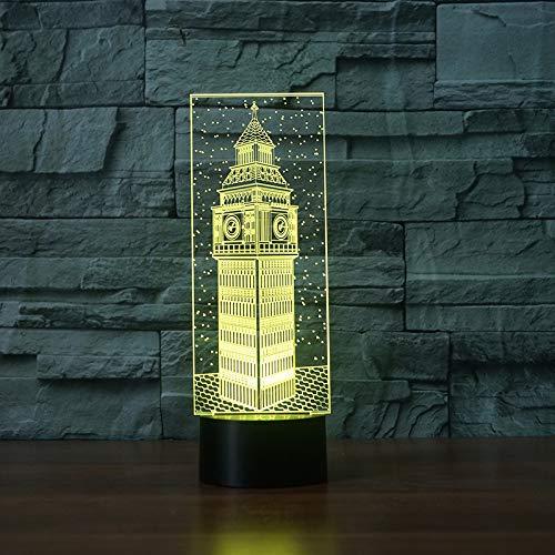 Led-nachtlampje voor kinderen, 7 kleuren wisselen, raak het licht aan.