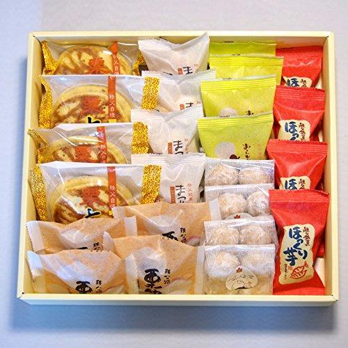 新 お試しセット 栗助の和菓子6種 詰め合せ(各4個入)