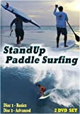 101-301 Stand Up Paddle Surfing- 2 Disc set by World's best Surfers stand up paddle boarders