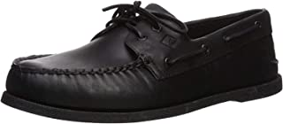 Sperry Top-Sider A/O 2-Eye Leather, Chaussures Bateau Homme