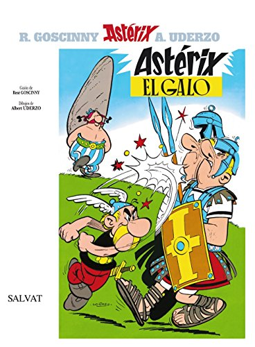 Astérix el galo (Castellano - Salvat - Comic - Astérix)