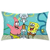 Pillow Cases Spongebob Squarepants and Friends Throw Cushion Covers Body Pillow...