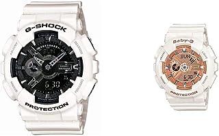 [カシオ] 腕時計 ジーショック×ベビージー ペアセット GA-110GW-7A / BA-110-7A1JF