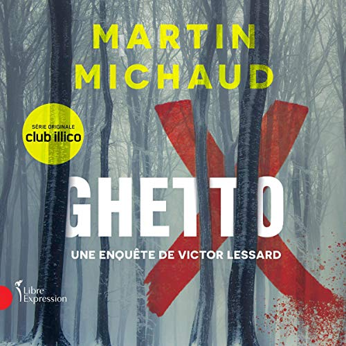 Page de couverture de Ghetto X