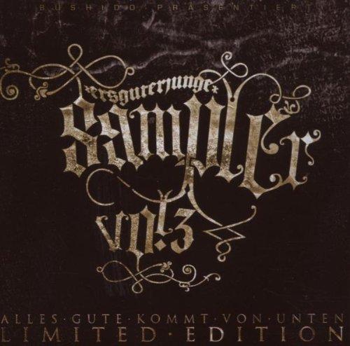 Ersguterjunge Sampler Vol. 3 (CD+DVD)