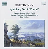 Symphony 9 by BEETHOVEN (1997-06-10)