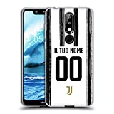 Head Case Designs Juventus Football Club Coutume Personnalisé Maison Coque en Gel Doux Compatible...