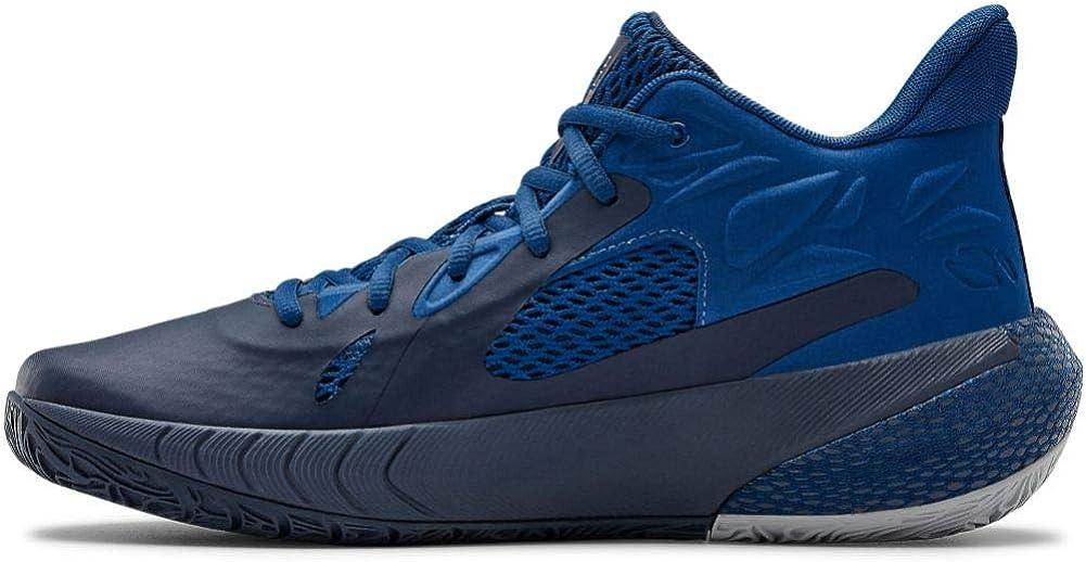 Under High order Albuquerque Mall Armour Unisex HOVR Havoc Shoe Basketball Blue 3 Academy