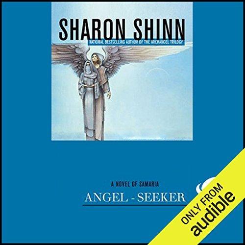 Angel-Seeker  audiobook cover art