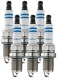 Bosch (9652) FR8DII33X Original Equipment Fine Wire Iridium Spark Plug (6 Pack)
