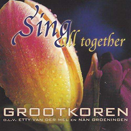De Grootkoren, Etty van der Mei & Nan van Groeningen