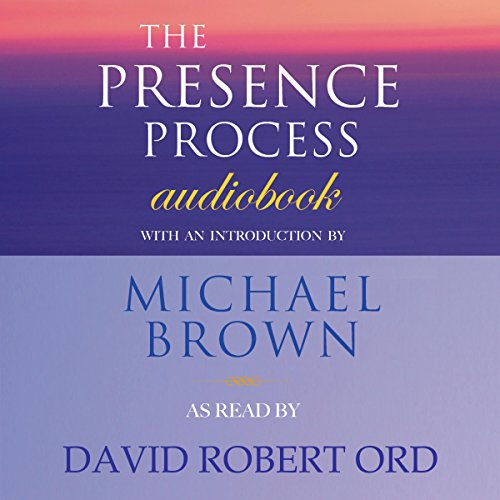 The Presence Process audiobook cover art