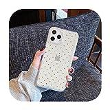 Coque transparente pour iPhone Samsung A S 11 12 6 7 8 9 30 Pro X Max XR Plus lite-a5-iPhone 11...
